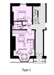 Apartment Type 1